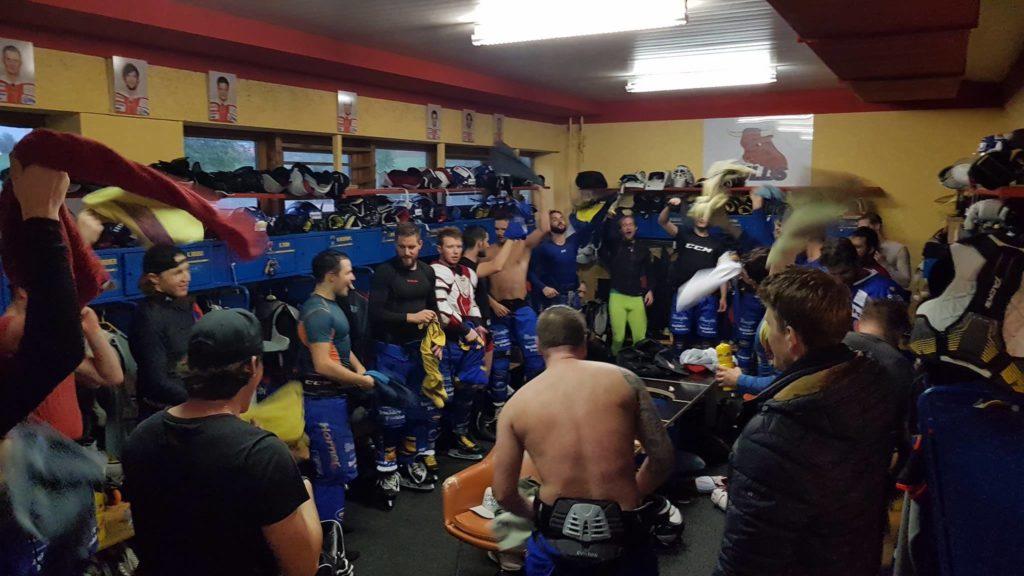 3:1 Sieg gegen Hockey Huttwil