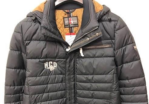 Elegant, warm und günstig gekleidet mit der neuen HCDB-Jacke