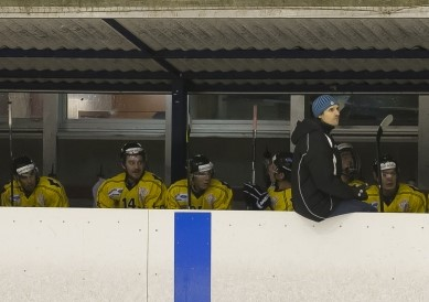 Freddy Reinhard ist neuer Head-Coach